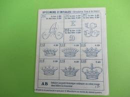 Dépliant Catalogue-tarif à 3 Volets/Etablissement D'Elevage De Races De Volailles/DE BACKER/Chateau-Thierry/1911  CAT266 - Altri