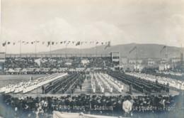 "Z.125.  TORINO - Inaugurazione ""Stadium"" - Stadio - Le Squadre In Riposo - Stadiums & Sporting Infrastructures"