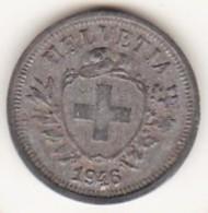 SUISSE. 1 RAPPEN 1946 B. ZINC - Suisse