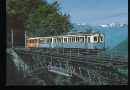 Elektro - Schmalspurtriebwagen 4/4 Nr.11 - Trenes
