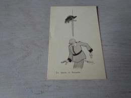 Guerre ( 591 )  Oorlog 1914 - 1918  -  Satirique  Illustrateur ?? - War 1914-18