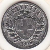 SUISSE. 2 RAPPEN 1946 B. ZINC - Suisse