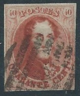 TB: Lot De Medaillon Nr7 - 10A - 12 Tous Margés - 1858-1862 Medallions (9/12)