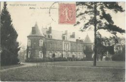 BELLOY Façade Du Château - Autres Communes