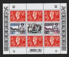 W15 Wallis Et Futuna °° 2014 Bloc Feuillet F828 Réimpression Timbre Marianne - Blocks & Sheetlets