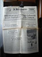 (G43) IL MESSAGGERO ROMA, 29 MAGGIO 1969, ANNO 91 N°144, MILAN VINCE COPPA CAMPIONI 28 MAGGIO 1969, CONTRO L' AJAX - Calcio