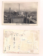 Brünn Fabriksviertel - 7.7.1938 - Echt Gelaufen - Briefmarke Wurde Entfernt - República Checa