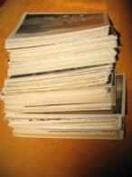 Nombreuses Cartes Soit 1 Kilos Kgs  De Carte Postale Ancienne Noire Et Blanche Dites Drouille Cpsm Cpa Lire Descriptif - Postcards