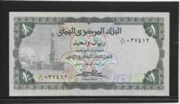 Yémen - 1 Rial - Pick N°16B - NEUF - Yemen