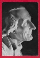 CARTOLINA NV FRANCIA - ARS - Le Saint Curé - Statue De Cabuchet - 10 X 15 - Quadri, Vetrate E Statue
