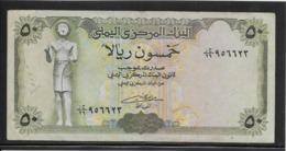 Yémen - 50 Rials - Pick N°27 - TTB - Yemen