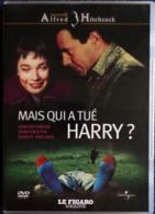 Mais Qui A Tué HARRY ? - Alfred Hitchcock - John Forsythe - Shirley Maclaine . - Komedie