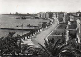 CIVITAVECCHIA-VIA DUCA DEL MARE-VERA FOTO-1953-F.G - Civitavecchia