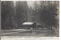 SIXT - La Cantine Du Fer A Cheval - Propriétaire: M. DEFAGO - Sixt-Fer-à-Cheval