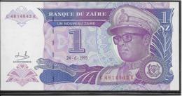 Zaïre - 1 Zaïre - Pick N°52 - NEUF - Zaïre