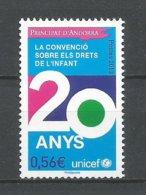 ANDORRE 2010 N°688 NEUFS ** - Andorra Francese