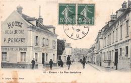 EVREUX - Rue Joséphine - Hôtel De La Biche - Evreux