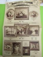 Catalogue / Prospectus Grd Format/ Aux Galeries Lafayette/Suggestions De Cadeaux/ LANG/ 1936  CAT268 - Advertising