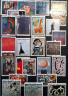 OldTreasure Cuba 1967 MNH  Set Paintings - Kuba