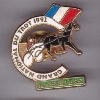 Pin's GRAND NATIONAL DU TROT MARSEILLE SIGNE STARPINS - Badges