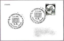 Convenio Sobre AHORRO ENERGETICO - PROYECTO ECO. Energy Saving. Bagnolo In Piano, Reggio Emilia, 1996 - Protección Del Medio Ambiente Y Del Clima