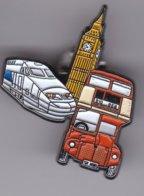 Pin's TGV LONDRES - TGV