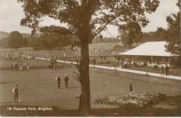 UK BRIGHTON Ca. 1920, Superb Mint RP Preston Park, BRIGHTON - Brighton
