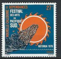 "Nle-Caledonie YT 397 "" Festival Des Arts "" 1976 Neuf** - Neukaledonien"