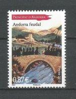 ANDORRE 2010 N°702 NEUF ** - Andorra Francese