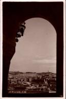 ! 1954 Fotokarte, Photocard, Jerusalem, Israel - Israele