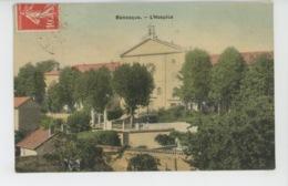 MANOSQUE - L'Hospice (belle Carte Toilée ) - Manosque