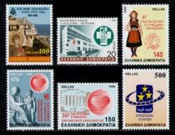 GREECE 1998 - Set MNH** - Greece