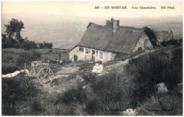 58 EN MORVAN - Une Chaumière - Frankrijk