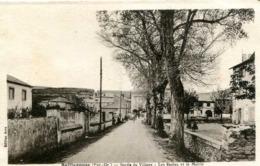 SAILLAGOUSE = Sortie Du Village = Les Ecoles Et La Mairie   912 - Autres Communes