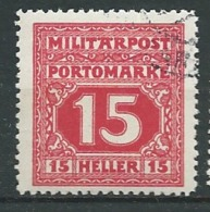 Bosnie Herzegovine  - Taxe   Yvert N°  19 Oblitéré   Ad 39615 - Bosnië En Herzegovina