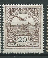 Hongrie    -   Yvert N°  96 * (I)   Ad 39621 - Ungebraucht