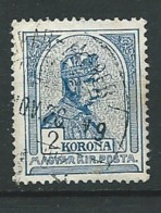 Hongrie    -   Yvert N°  104 (I) Oblitéré   Ad 39627 - Hungary