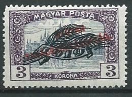 Hongrie    -   Yvert N°  265  *  Ad 39639 - Nuevos