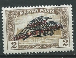 Hongrie    -   Yvert N°  264  *  Ad 39640 - Unused Stamps