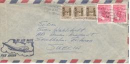 22634 - De QUITO Pour La SUISSE - Equateur