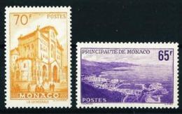 Mónaco Nº 487/8 Nuevo Cat.28€ - Monaco