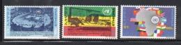 ETP173 - ETIOPIA 1972 , Serie Yvert  N 642/644  ***  MNH SICUREZZA - Ethiopia