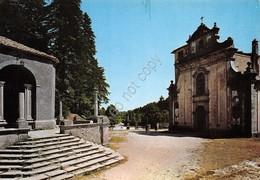 Cartolina Serra San Bruno Chiesa Santa Maria Nel Bosco - Vibo Valentia