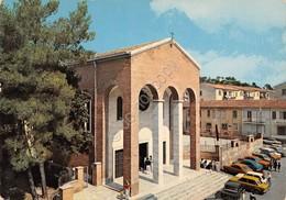 Cartolina Teramo Chiesa San Berardo - Teramo