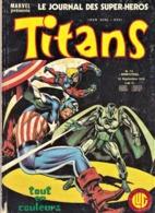 Titans 16 - Titans