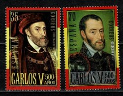 Spanje  2000  Yv 3264/3265** , Mi 3530/31**, Edifil 3697/98**  MNH - 1931-Aujourd'hui: II. République - ....Juan Carlos I