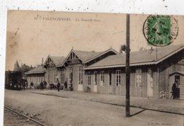 VALENCIENNES LA NOUVELLE GARE - Valenciennes