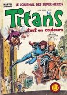 Titans 17 - Titans