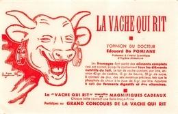 Buvard La Vache Qui Rit Benjamin Rabier - Levensmiddelen