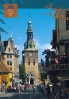 1 AK Norwegen * Ansichtskarte Zur Gründung Von Oslo Vor 1000 Jahren - Blick Zur Kathedrale * - Norvège
